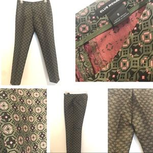 Elegant chic Club Monaco pants - size 0 - new